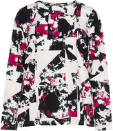 Junarose Plus Size Abstract print blouse