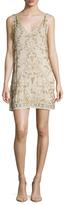 The Jetset Diaries Pacha Embellished Mini Dress