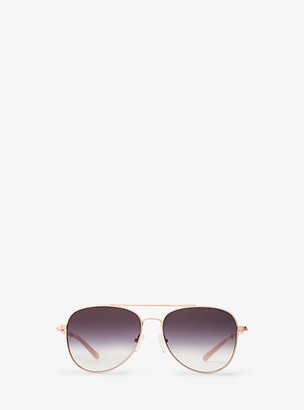 Michael Kors San Diego Sunglasses - Purple