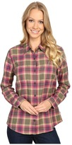 Royal Robbins Cottonwood Plaid Long Sleeve