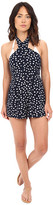 Seafolly Spot On X My Heart Playsuit Cover-Up
