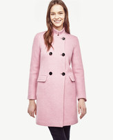 Ann Taylor Blush Statement Coat