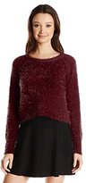 Billabong Junior's Liv Forever Super Soft Crop Sweater