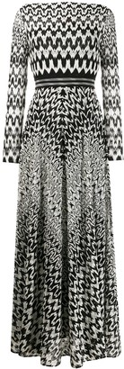 Missoni Long Sleeved Dress
