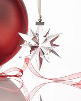 Swarovski 2017 Annual Edition Star Ornament