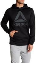 Reebok Workout Fleece Pullover Hoodie