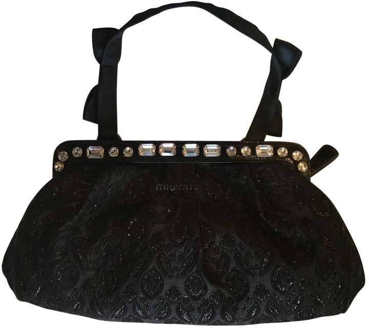 Miu Miu Cloth Mini Bag