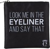 Eyeko Eyeliner and say that make-up bag