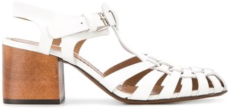 Marni 65mm Crisscross Sandals