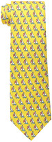 Lauren Ralph Lauren Sailing Prints Sailboat Silk Tie