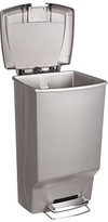 Simplehuman Rectangle Step Trash Can, 45 Liters/12 Gallons