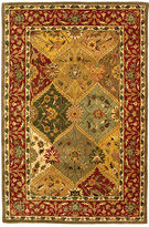 Safavieh MANUFACTURER'S CLOSEOUT! Area Rug, Heritage HG111A Multi 6' x 9'