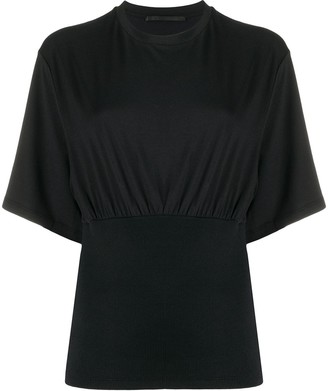 Haider Ackermann slim fit round neck T-shirt