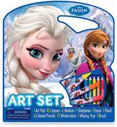 Disney Frozen Character Art Tote Activity Set