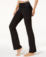 Gaiam Nova Om Bootcut Yoga Pants