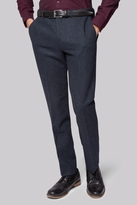 Moss Bros Blue Donegal Pants