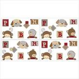 CoCalo Baby Buttons Removable Wall Appliques