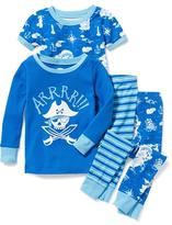 Old Navy 4-Piece Pirate Sleep Set for Toddler & Baby