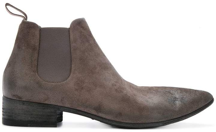 Marsèll low Chelsea boots