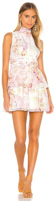 Amanda Uprichard Sleeveless Samira Dress