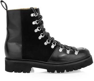Grenson Brady Leather Hiking Boots