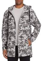 Zanerobe Shade Camouflage Anorak Jacket
