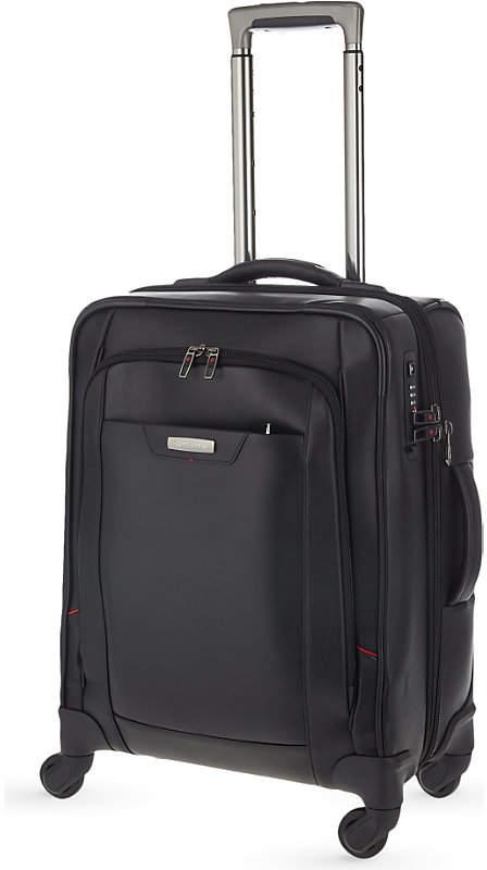 Samsonite Pro-DLX 4 four-wheel suitcase 55cm