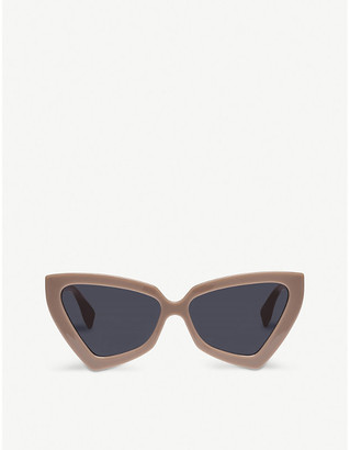 Le Specs Rinky Dink cat eye-frame sunglasses