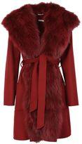 P.A.R.O.S.H. Wool Loveryx Coat