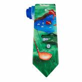 Asstd National Brand American Traditions Golf Tie