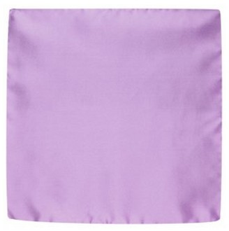 Forzieri Solid Silk Pocket Square