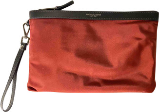 Michael Kors Red Polyester Bags