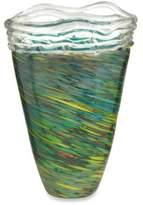 Dale Tiffany Dale TiffanyTM Aquamarine 10-Inch x 14-Inch Braided Vase