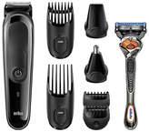 Braun MultiGrooming Kit 8in1 Beard, Hair & Precision Trimmer