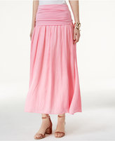 INC International Concepts Petite Convertible Maxi Skirt, Only at Macy's