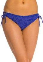 Kenneth Cole Reaction Adjustable Crochet Hipster Bikini Bottom 8123594