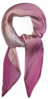 Armani Collezioni Women's Herringbone Plisse Scarf