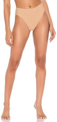 Frankie's Bikinis Jenna Ribbed Bikini Bottom