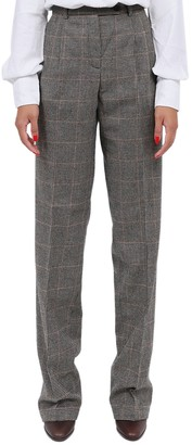 Massimo Alba Houndstooth Suro Trousers
