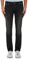 Nudie Jeans Men's Long John Skinny Jeans-BLACK