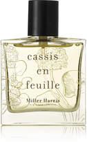 Miller Harris Cassis En Feuille Eau De Parfum -egyptian Geranium & Blackcurrent