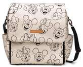 Petunia Pickle Bottom Infant Boxy Backpack - Disney Diaper Bag - White