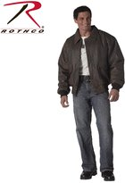 Rothco Classic A-2 Leather Flight Jacket,