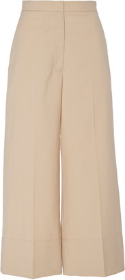 3.1 Phillip Lim Wide-Leg Cropped Cuff Pant