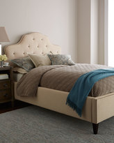 Horchow Jordan King Bed