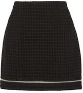 Rebecca Minkoff Nell Bouclé-Jacquard Skirt