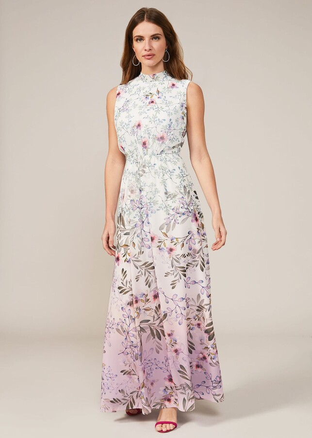 Thumbnail for your product : Phase Eight Wilhemina Floral Maxi Dress