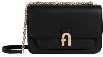 Furla Cosy Leather Shoulder Bag