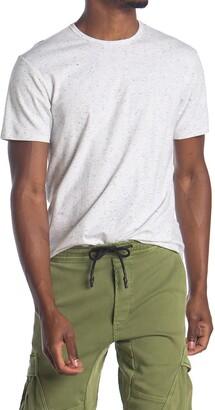 Rag & Bone Core Crew Neck Nep T-Shirt