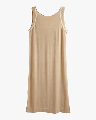 Oyun Low Back Slip Dress